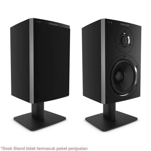Dynaudio Wireless Active Hi-Fi Speakers Xeo 10 - Black