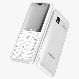 Advan 2406 Kaios - White
