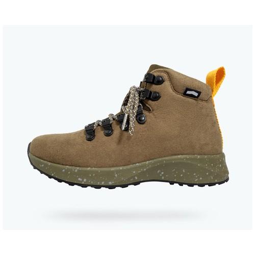 Native Apex 2.0 Men Shoes - Utili Green Jiffy Rubber Speckle
