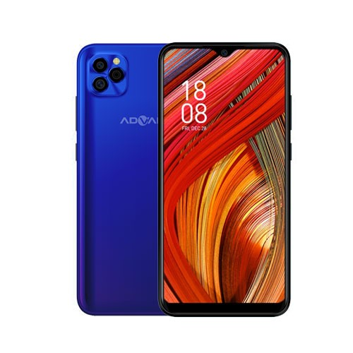 Advan Smartphone G5 (RAM 4GB/32GB) - Blue Purple