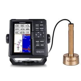 Garmin FF 650 GPS with GT15