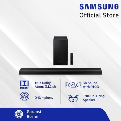 Samsung True Dolby Atmos 3.1.2 ch Soundbar HW-Q70T - Black