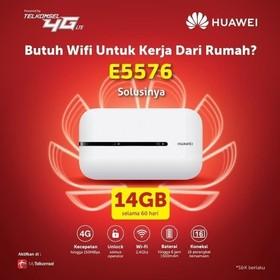 Huawei Modem Mifi 4G LTE E5