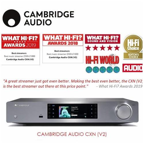 Cambrige audio CXN V2 Streamer