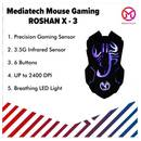 Mediatech Mouse Gaming Rosh