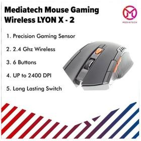 Wireless Mouse Gaming LYON