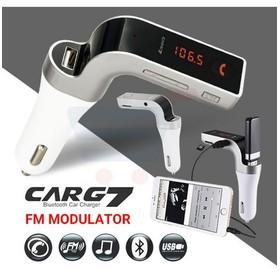 Car G7 Bluetooth FM Transmi
