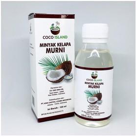 Minyak Kelapa Murni/Virgin