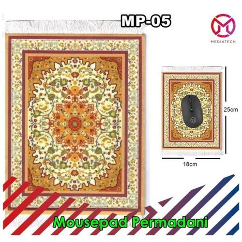 Mediatech Mousepad Permadani Style Persian / Mouse Pad Karpet MP-05-51912