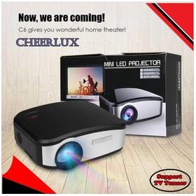 Mini Projector CHEERLUX C6