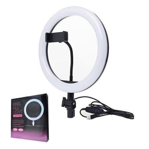 Ring Light LED 26cm / Lampu 26 cm Make Up Vlog Ring Light - 61912