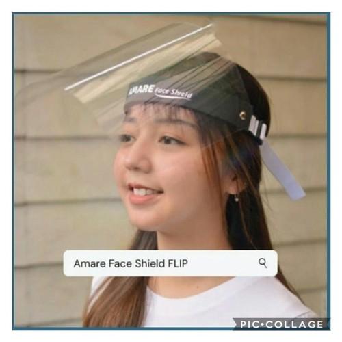 Amare Face Shield Flip