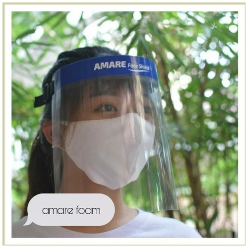 Amare Face Shield Foam