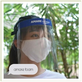 Amare Face Shield Foam