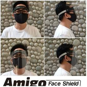 Amigo Face Shield Bulk Pack