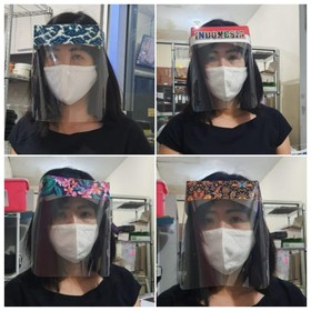 Amare One Face Shield Bulk
