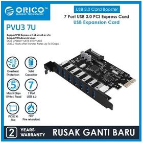 ORICO 7 Port USB3.0 PCI-E E