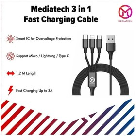 Mediatech Kabel Fast Charge