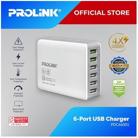 PROLiNK QC Qualcomm Charger