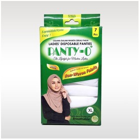 Panty-O Disposable Panties