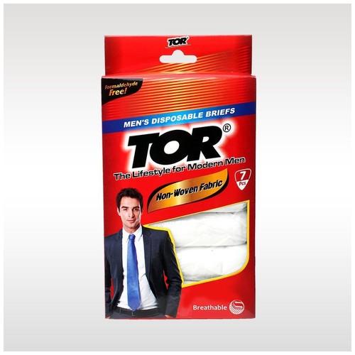 Tor Disposable Men Celana Dalam Pria [M]