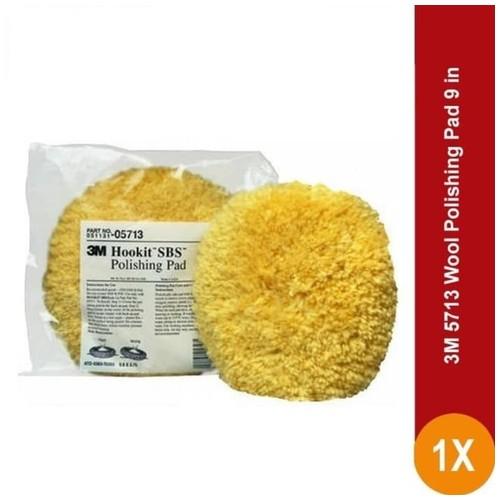 3M 5713 Wool Polishing Pad 9 in