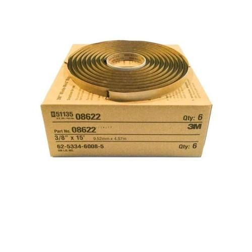 3M 8622 Window-Weld Round Ribbon Sealer size: 3/8 in X 15 ft roll