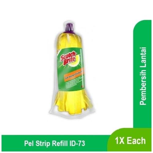 Refill Pel Strip Kuning Bulat Scotch Brite ID-73