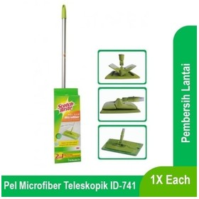 Pel Microfiber Teleskopik S
