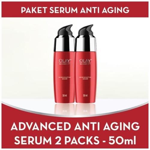 Olay Serum Anti Aging - LEBIH HEMAT