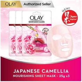 Olay Japanese Camellia Nour