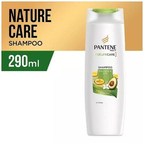 Pantene Shampoo Nature Care Fullness & Life 290ml