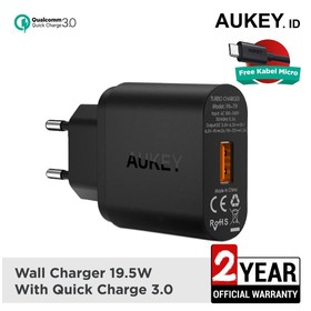 Aukey Charger 1 Port 18W QC