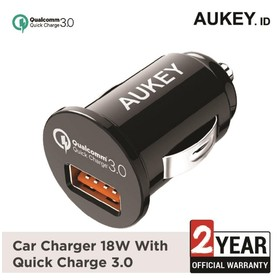 Aukey Car Charger 1 Port 18