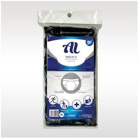 AL Men's Disposable Briefs