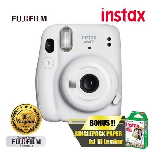 Fujifilm Instax Mini 11 Free Instax Paper