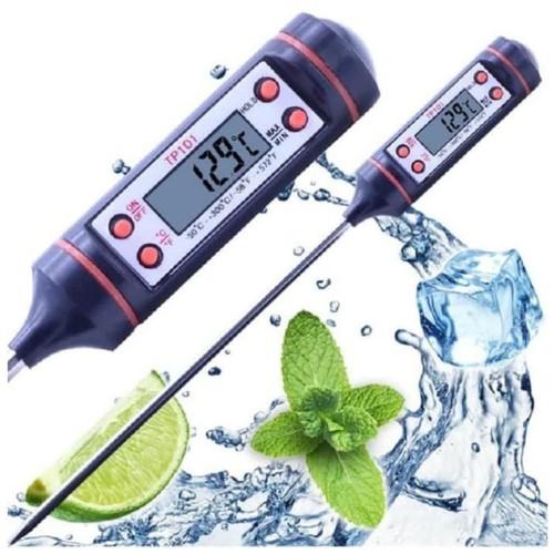 Thermometer Masak Digital TP101 / Digital Cooking Thermometer / Temperature Sensor THK-01 - B19010