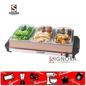 SIGNORA BUFFET SERVER