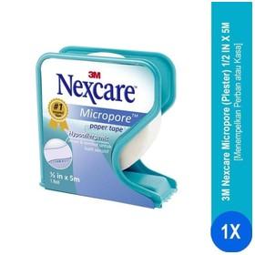 Plester Micropore 1/2 in x