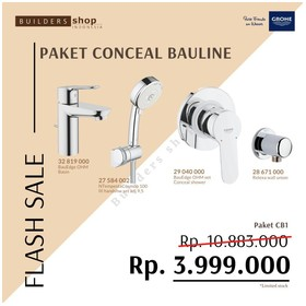 GROHE FLASH SALE - Paket Co