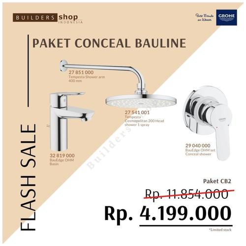 GROHE FLASH SALE - Paket Conceal Bauline 2