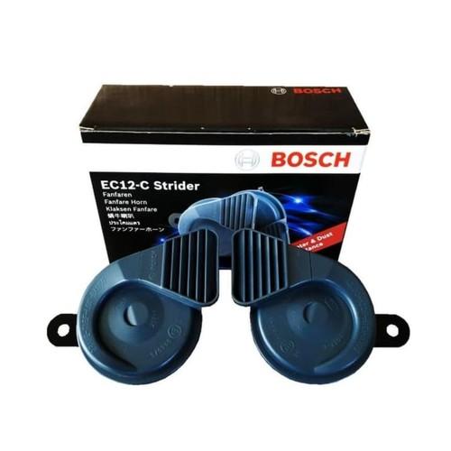 Bosch Klakson Strider EC12-C Waterproof Tahan Air - Original