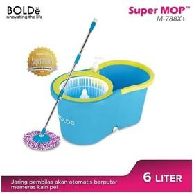 BOLDe Super Mop M-788x+ Blu