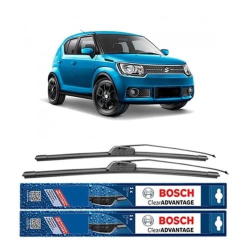 Bosch Sepasang Wiper Mobil Suzuki Ignis Frameless Advantage 20