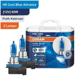 Osram Lampu Mobil H9 Cool B