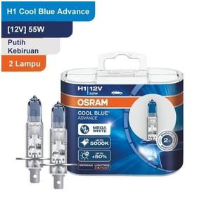 Osram Lampu Mobil H1 Cool B