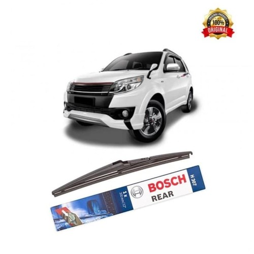 Bosch Rear Wiper Kaca Belakang Mobil Toyota Rush Rock Lock 2 12