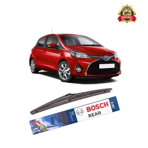 Bosch Rear Wiper Kaca Belakang Mobil Toyota Yaris Rock Lock 2 12