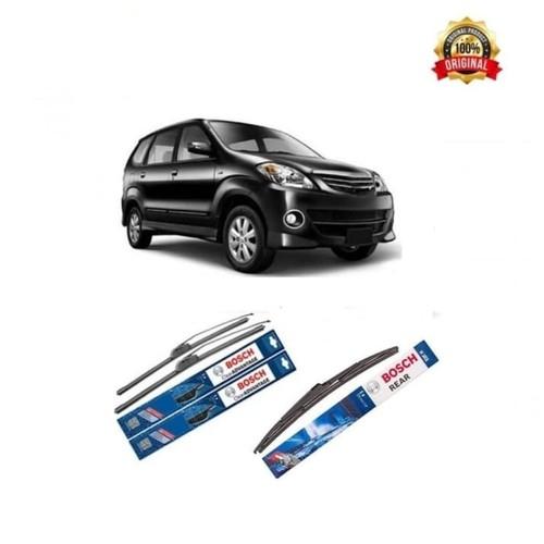 Bosch Wiper Clear Advantage Mobil Toyota Avanza Set 20