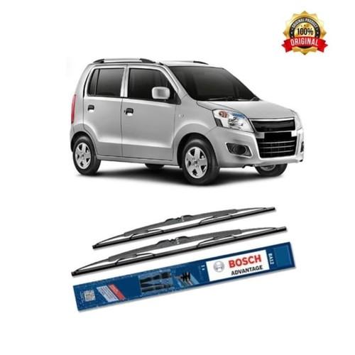 Bosch Sepasang Wiper Kaca Mobil Suzuki Karimun Wagon R Advantage 20&18